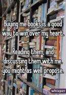books propose